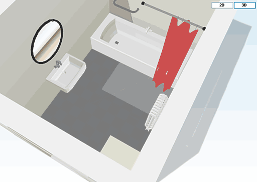 Tekening Badkamer Maken : Badkamer ontwerpen webwijzer