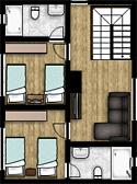 Plattegrond maken - Slaapkamer lay outs ...