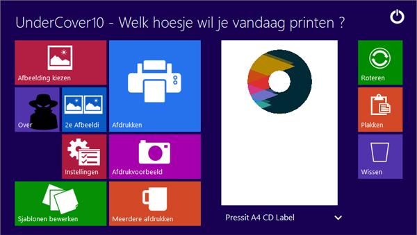 Goede CD labels printen - Webwijzer KP-75